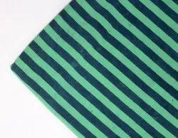 Stripe Block Print Fabric