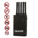 Portable Jammer for Mobile WIFI GPS