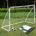 Club Soccer Or Football Goal Post - Upvc