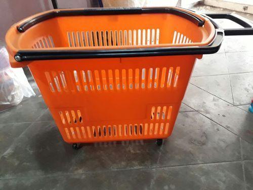 Supermarket Storage Rack And Trolley Supermarket Plastic