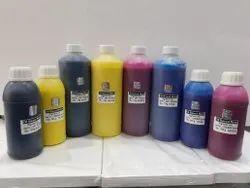 Oil Based Nano Pigment Inks