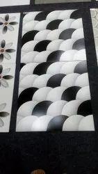 3D Tiles Black And White