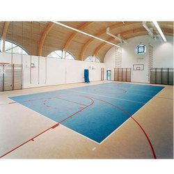 Sports Floorings In Chennai Tamil Nadu Sports Floorings