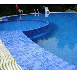 Swimming Pool Crystal Glass Mosaic Tiles