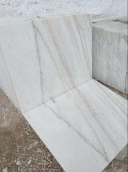 RMS Polished Finish Morward White Marble, Thickness: 5 To 20 mm