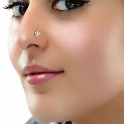 Diamond Nose Pin At Best Price In India