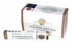 Californian White Sage Premium Hand Rolled Masala Incense Sticks