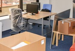 Packers And Movers Pan India Corporate Office Shifting Service, Mumbai, Capacity / Size Of The Shipment: 100tn