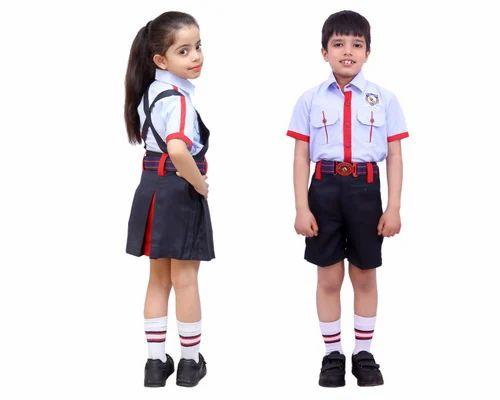 School Uniform - School Uniforms Manufacturer from Faridabad