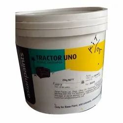 Asian Paints Mid Sheen Tractor UNO Acyrlic Distemper, For Wall, Packaging Type: Bucket