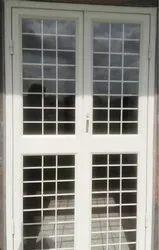 Galvanized Door