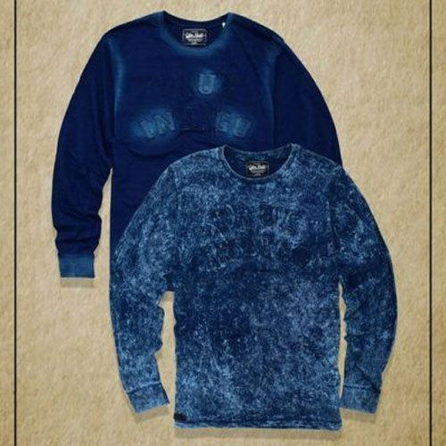 Colour Hunt Casual Wear Mens Full Sleeve T Shirt 0c9967e7601