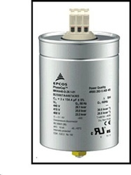 EPCOS 3 Phase MKK Gas Filled Heavy Duty Power Capacitor
