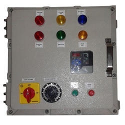 Flameproof Control Panel, for Multipurpose