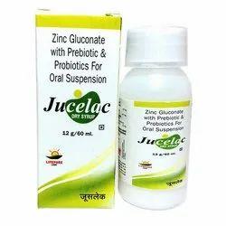 Zinc Gluconate with Prebiotic and Probiotics For Oral Suspension
