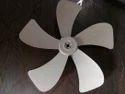 Grey Plastic 9 Inch Abs Fan Blade