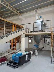 Blower Type Pneumatic Conveyor System