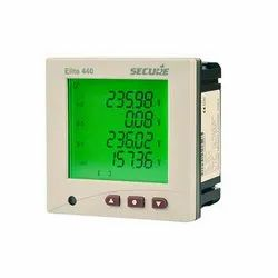 1 Ellite 441 Multifunction Panel Meter