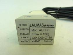 160043 Laumas ALL C3 Single Point Load Cell, 15K