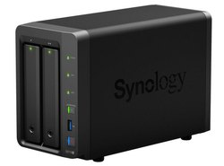 Quad Core 1.5ghz Synology NAS Storage Disk Station, 157x103.5x232 Mm
