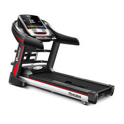 Multifunction Motorized Treadmill (7 Color Touch Screen)
