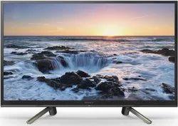 Black Fhd LED TV, 20WATT, Smart