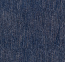 Jacquard And Woven Navy Blue Curtain