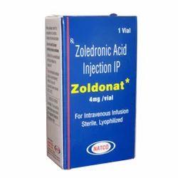 Zoldonat Zoledronate 4mg Injection