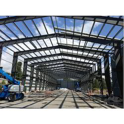 Prefabricated Factory Structure