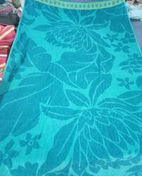 Terry Velvet Beach Towels