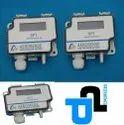 Aerosense Model DPT 2500-R8-3W Differential Pressure Transmitter Range 0-1000 Pascal