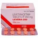 250 Mg Levetiracetam Tablets