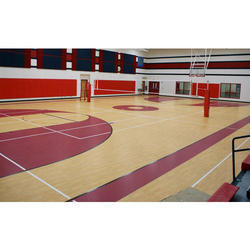 Basketball Sports Flooring