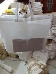 1kg Box Cloth Cake Box Carry Bags, Bag Size: 19x15