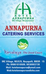 Indian Catering, Odisha, Live Counters