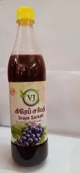 Syrup Grape Sharbath, Packaging Type: Bottle, Packaging Size: 750ml