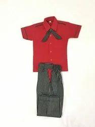 Shyamjee Boys Half Sleeves Kids School Uniforms