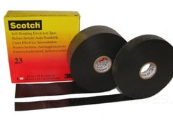 3M Scotch 23 HT Insulation Tape, Size: 9.1 Meter Length 0.76mm Thick, Packaging Type: Box
