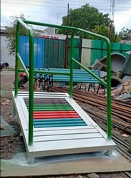 Outdoor Gym Treadmill