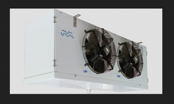AlfaCubic Finned Coil Air Cooler