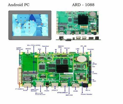 Android Digital Signage Industrial PC - ARD-1088, औद्योगिक कंप्यूटर,  इंडस्ट्रियल पीसी - Adaptek Automation Technology, Chennai | ID: 10451901712