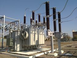High Tension Power Transformer