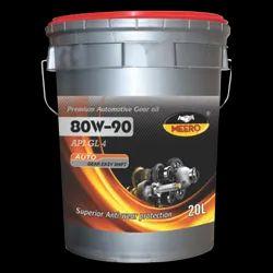 20L Premium Automotive Gear Oil