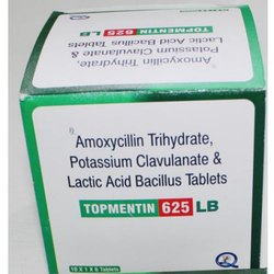 Amoxycillin Trihydrate Potassium Clavulanate and Lactic Acid Bacillus Tablets
