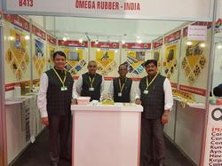 Team Omega Participating in International Exhibition