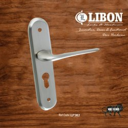 Zinc Alloy Mortise Combo LockSet LP302