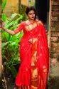 Soft Banarasi Silk Weaving Saree