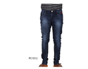 Blue Lite Simple Mens Jeans