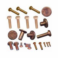 Copper Nickel Fastener, Size: M10 To M100