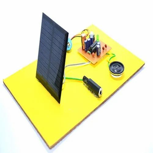 Automatic Solar Tracker Project